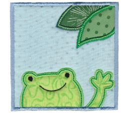 Monkey Friends Applique Blocks 3
