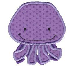 Ocean Creatures Applique 3