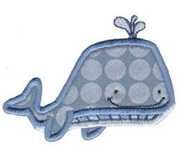 Ocean Creatures Applique 7