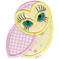 Owls Applique