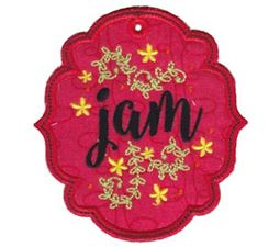Pantry Labels Applique 3