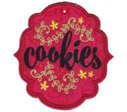 Pantry Labels Applique 8