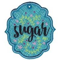 Pantry Labels Applique