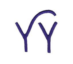 Papaya Font Y