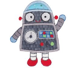 Robots Applique 12
