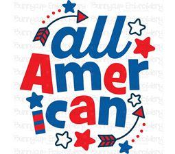 All American SVG