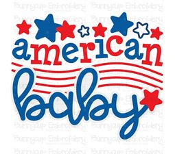 4th of July Sentiments 12 SVG