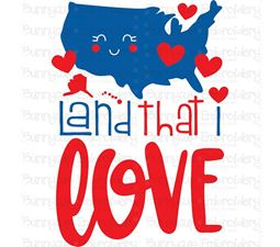 4th of July Sentiments 3 SVG