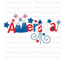 4th of July Sentiments 4 SVG