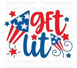 4th of July Sentiments 6 SVG
