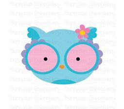 Adorable Animal Faces Owl