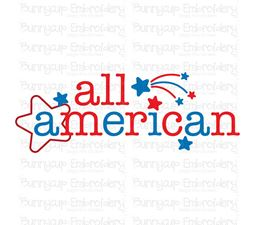 All American 12 SVG
