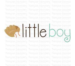 Baby Boy Sentiments 7 SVG