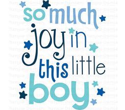 Baby Boy Sentiments Too 5 SVG