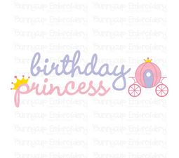 Birthday Girl 2 SVG
