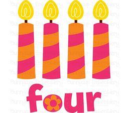 Birthday Girl 21 SVG