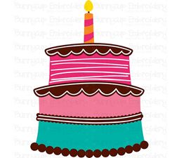 Birthday Girl 6 SVG