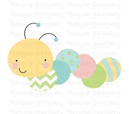 Cuddle Bug SVG 4