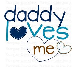 Dear Daddy 10 SVG