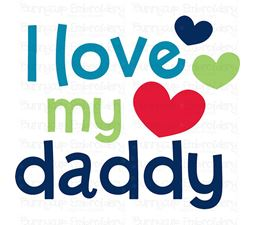 Dear Daddy 3 SVG
