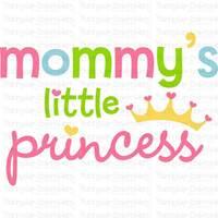 Dear Mommy SVG