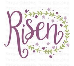 Easter Sentiments Three 7 SVG