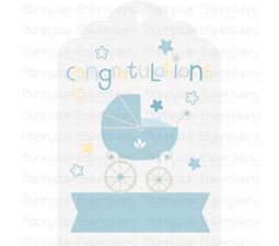 Gift Tags 1 SVG