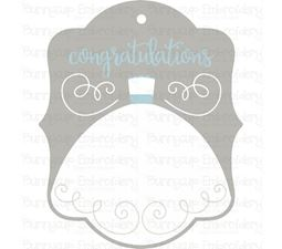 Gift Tags 6 SVG