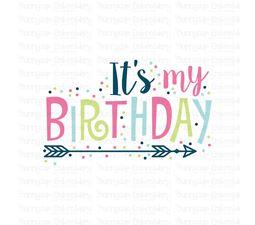 Grown Up Birthday SVG 11
