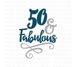 Grown Up Birthday SVG 13
