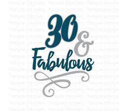 Grown Up Birthday SVG 16