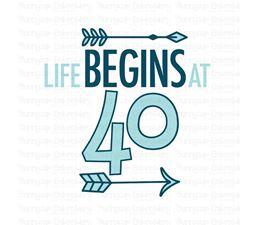 Grown Up Birthday SVG 18