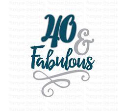 Grown Up Birthday SVG 4