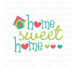 Home Sentiments SVG 1