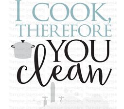 In My Kitchen Sentiments Four 10 SVG
