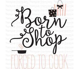 In My Kitchen Sentiments Four 6 SVG