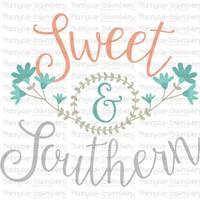 Southern Sentiments Three SVG