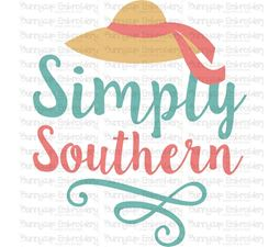 Simply Southern SVG