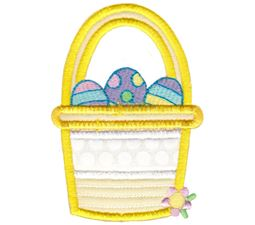Split Easter Applique 4