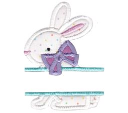 Split Easter Applique 9