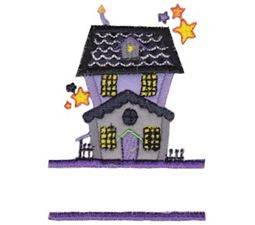 Split Halloween Applique 11