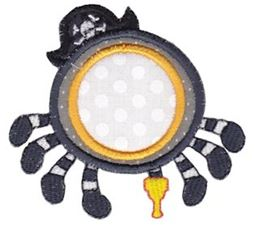 Split Halloween Applique 15