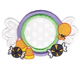 Split Halloween Applique 18