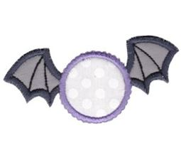 Split Halloween Applique 19
