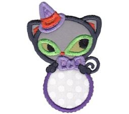 Split Halloween Applique 21