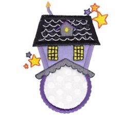 Split Halloween Applique 22