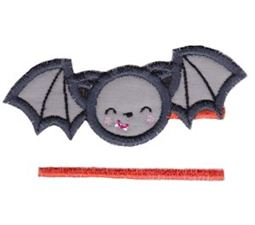 Split Halloween Applique 8