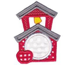 Split School Applique 14