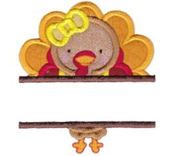 Split Thanksgiving Applique 1