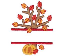 Split Thanksgiving Applique 11